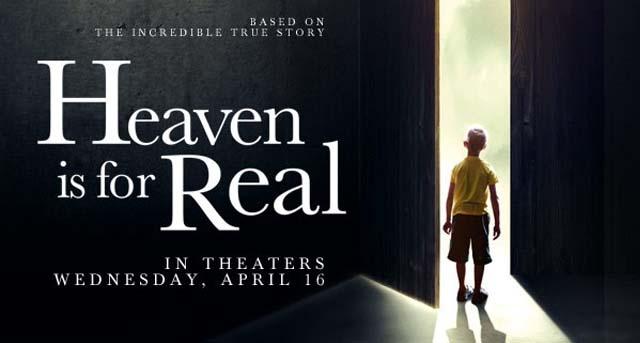 heaven is for real bercerita tentang