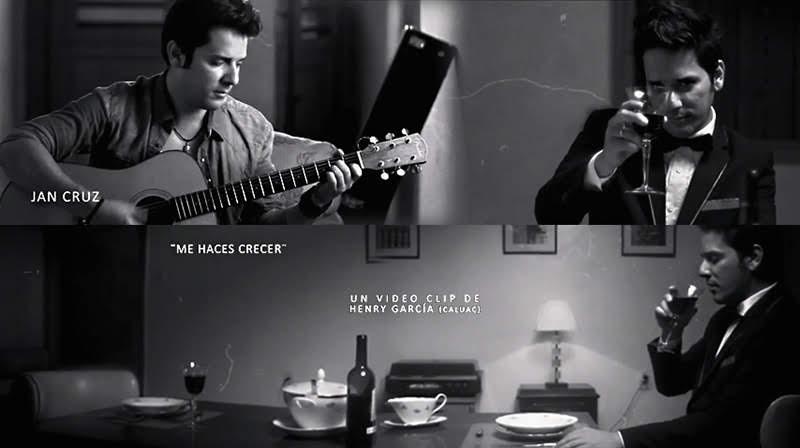Jan Cruz - ¨Me haces crecer¨ - Videoclip - Director: Henry García (CALUAC). Portal Del Vídeo Clip Cubano