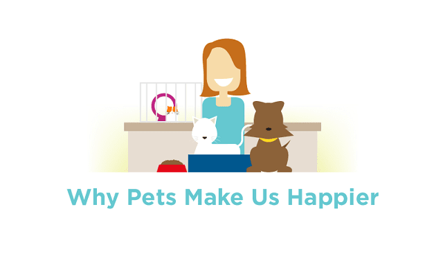 Why Pets Make Us Happier