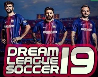 Dream League Soccer 2019 Barcelona Tam Kadro