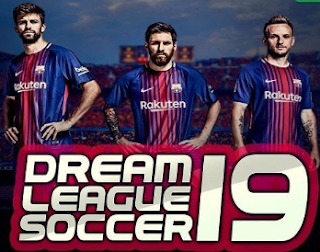 Dream League Soccer 2019 Barcelona Tam Kadro Yaması