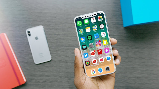 Iphone X em Washington