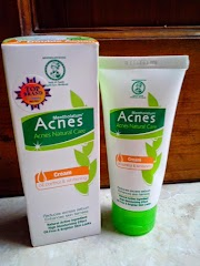 [REVIEW] Acnes Cream Oil Control & Whitening