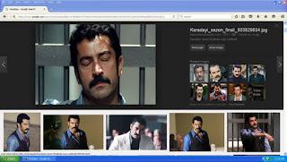 Gaya Kumis Aktor Drama Turki