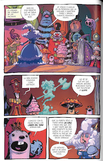 "Reseña de ""I hate fairyland"" de Skottie Young - Panini Comics"