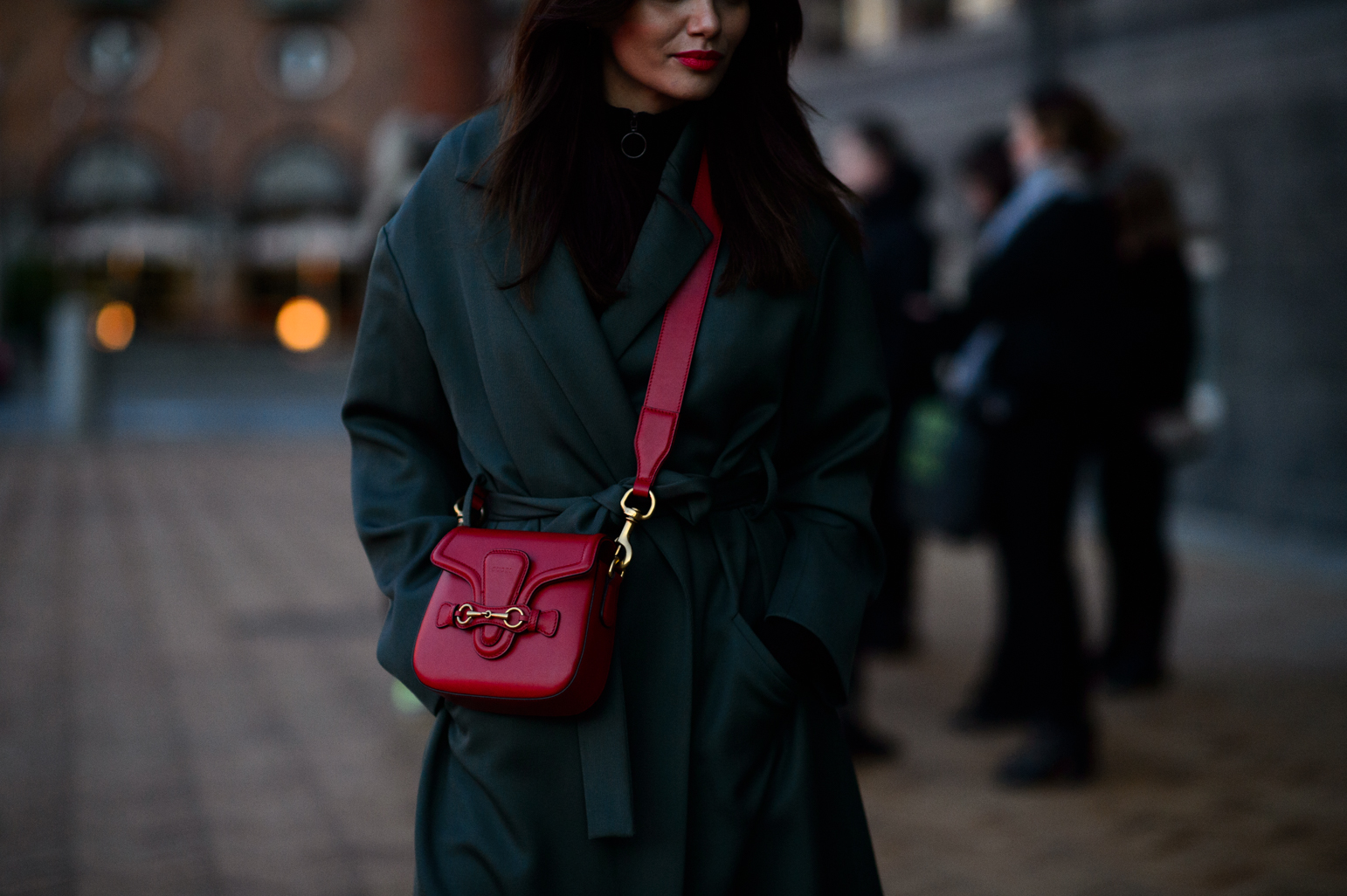 Funda Christophersen copenhagen Fashion Week Street Style