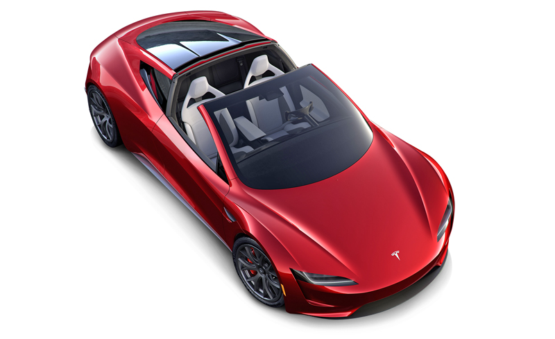 GENERAL SCHOOL GYAN: Tesla Roadster 2020