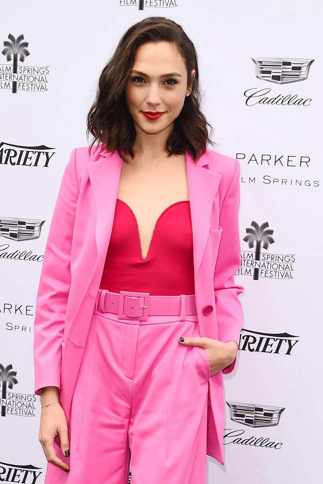 Gal Gadot Looks So Beautiful at Variety's Creative Impact Awards