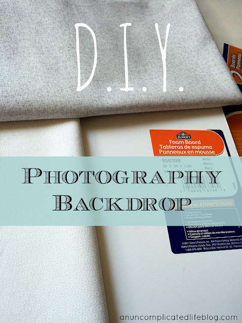 Easy #DIY project to improve your blog and Instagram photography!