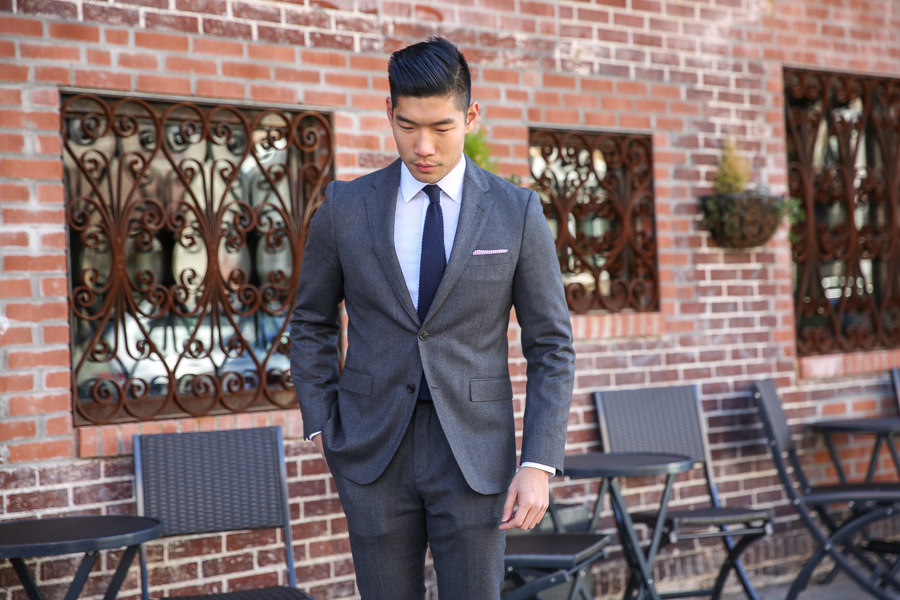 Brooks Brothers, Suit, Windowpane Shirt, menswear, Levitate Style, Leo Chan, Alicia Mara