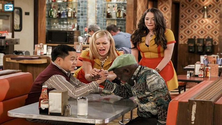 2 Broke Girls - Episode 6.03 - And the 80's Movie - Promo, Sneak Peeks, Promotional Photos & Press Release