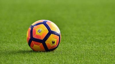 Un partido de fútbol decisivo, que lo decidiría todo