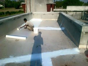 Water Proofing and Insulation Services by GreyFix Construction