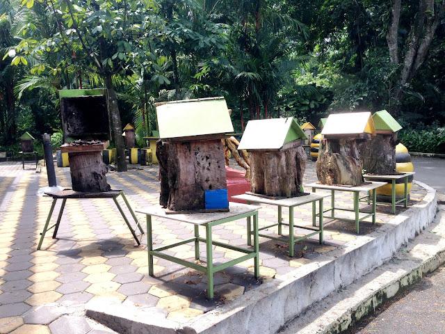 sarang lebah zoo negara