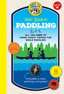 Ranger Rick Kids' Guide to Paddling All you need to know about having fun while paddling #RangerRickKidsguideToPaddling #RangerRick #NetGalley #Outdoors