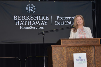Berkshire Hathaway Backdrop Banner | Banners.com