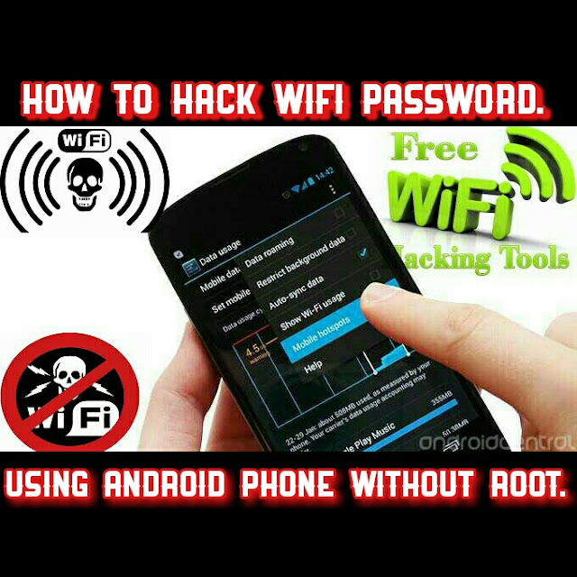 Wifi hack kaise kaRe without root mobile