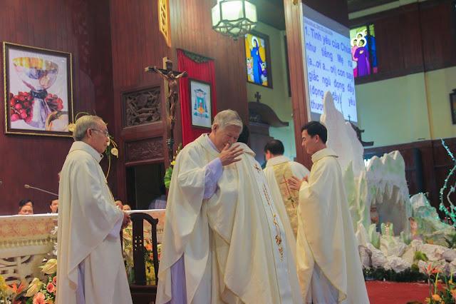 Lễ truyền chức Phó tế và Linh mục tại Giáo phận Lạng Sơn Cao Bằng 27.12.2017 - Ảnh minh hoạ 169