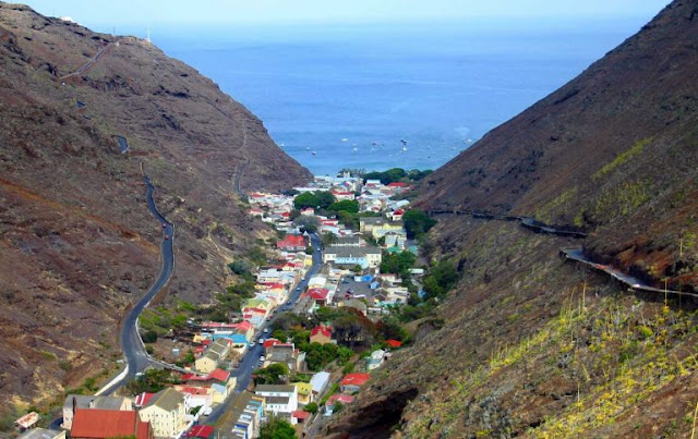 جزيرة St. Helena - saidty