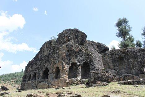 Satbaran at Kalaroos - Lolab Valley