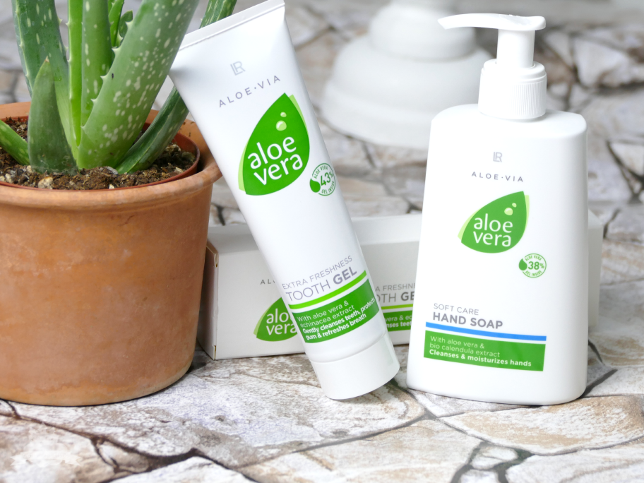 Aloe Vera Pflegelinie LR Aloe Via Oral Care Seife