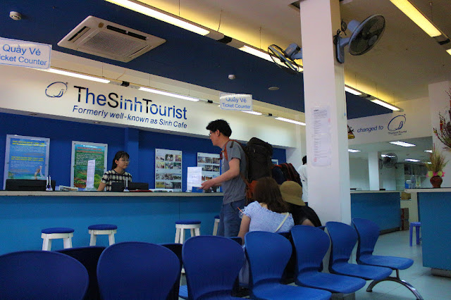 the sinh tourist vietnam