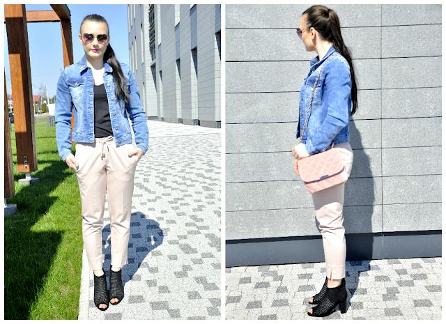 wiosenna stylizacja - pastelowe love