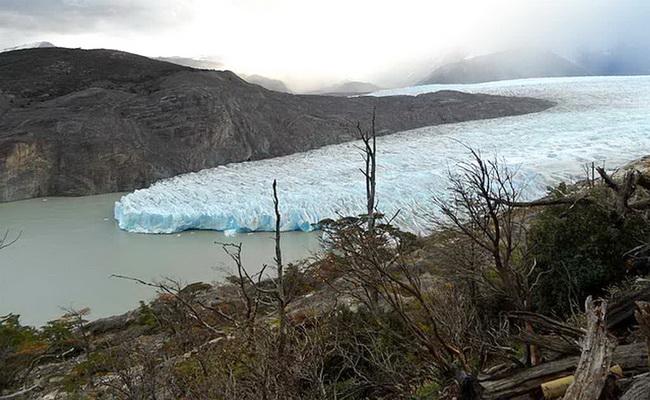 www.xvlor.com Laguna San Rafael National Park is spectacular fjord in Patagonian ice field
