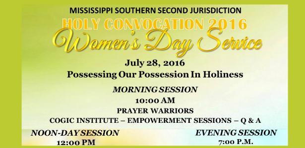 Mississippi Southern Second Church of God in Christ