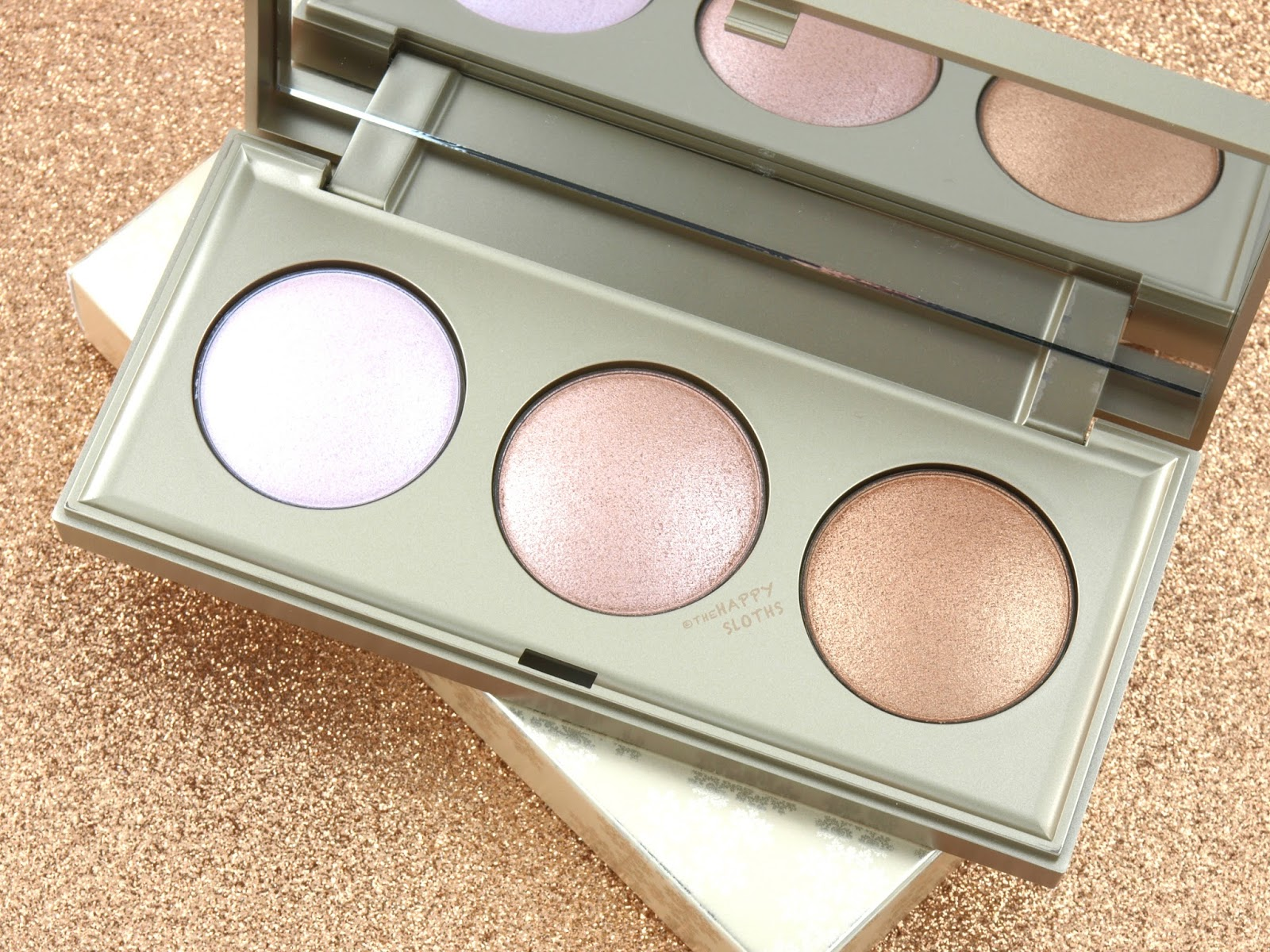 Stila Holiday 2016 Star Light, Star Bright Highlighting Palette