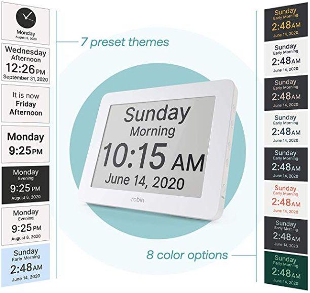 Dementia Clock