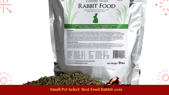 The item was chosen as one of the best rabbit nourishments by neighborhood veterinarians and rabbit proprietors in the nation, so we do try this one an attempt.