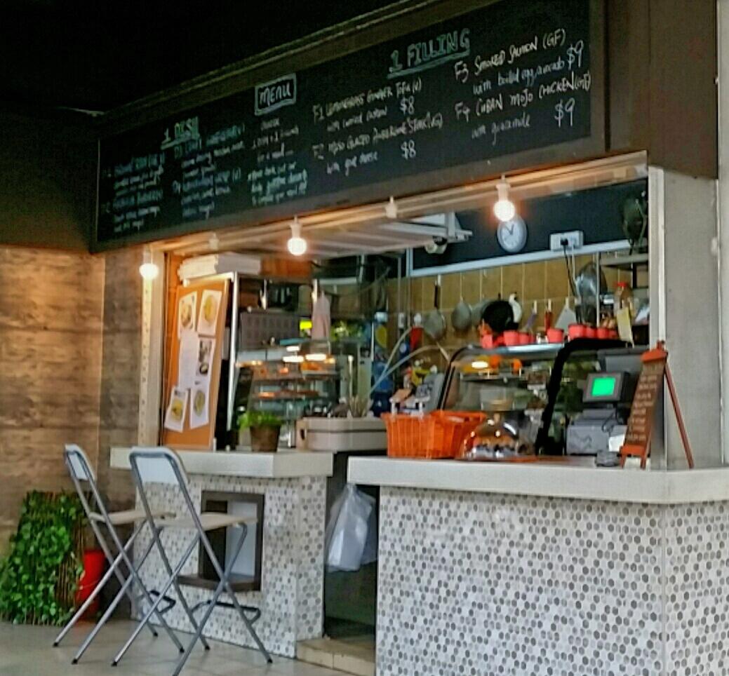 The Wholefood Kitchen Bishan Menu
