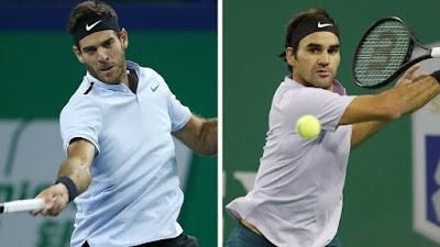 Del Potro vs Federer en vivo - Final ATP Basilea 2017