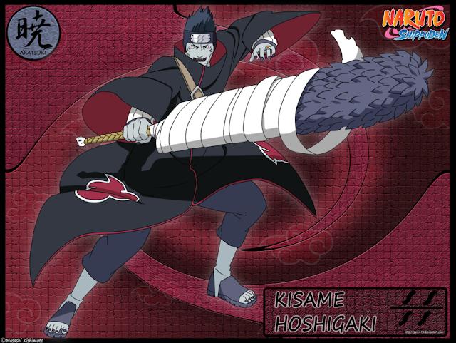 Naruto Karakter - Kumpulan Foto Kisame Hoshigaki, Fakta Kisame Hoshigaki dan Video Kisame Hoshigaki