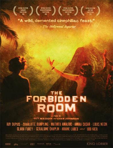 Ver El cuarto prohibido (The Forbidden Room) (2015) Online