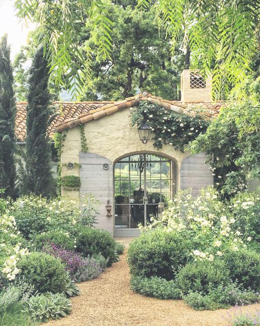 Patina Farm - Garden in Bloom