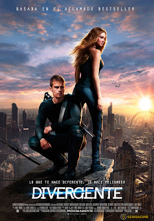 Divergente I: Divergente (Película) 2014