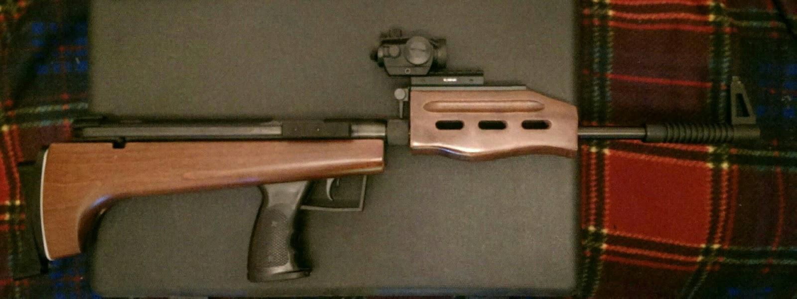 Industry brand qb58 air rifle