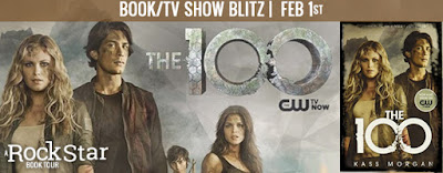 Book/TV Show Blitz: The 100 by Kass Morgan