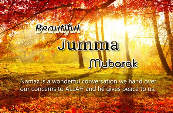 jumma mubarak picture quotes
