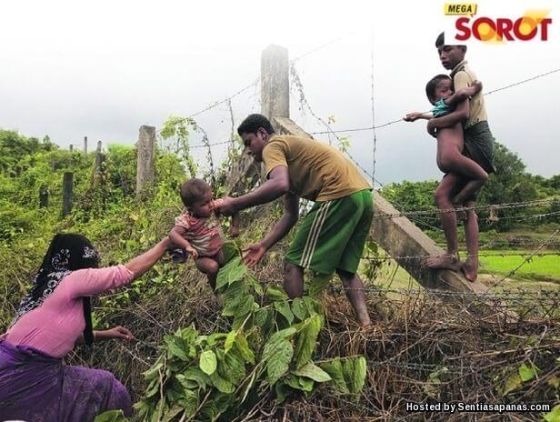 Pengganas Myanmar