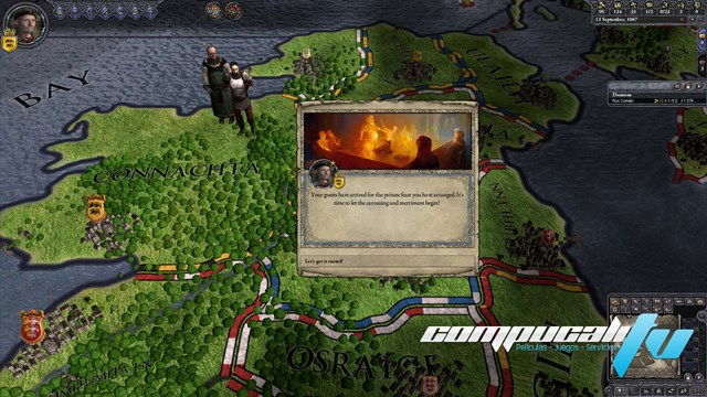 Crusader Kings II Way of Life PC Full Español