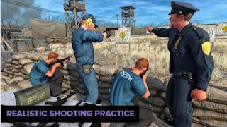Games US Police War Training School Apk