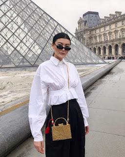 PARIS FASHION WEEK 2018 SOKAK MODASI