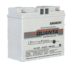AMARON QUANTA Inverters and Batteries