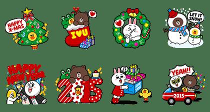Happy New Year 2016 Stickers, Scraps, Screensaver Download