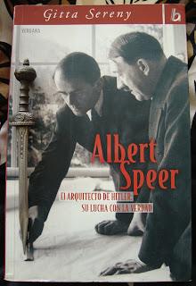 Portada del libro Albert Speer, el arquitecto de Hitler: su lucha con la verdad, de Gitta Sereny