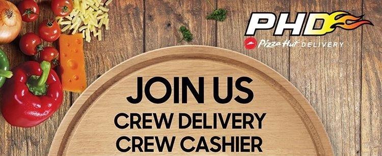 Melamar Lowongan Crew Kasir dan Crew Delivery Di PHD BENHIL Jakarta Selatan Dibuka Sampai Tanggal 10 Maret 2018