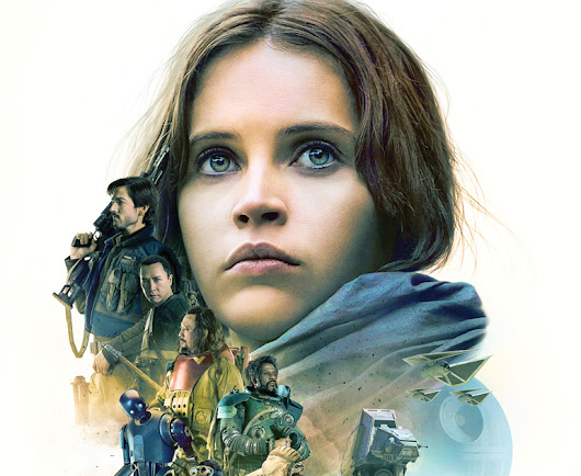 Rogue One- O poveste Star Wars